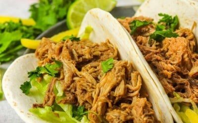 Easy Pork Barbacoa recipe.