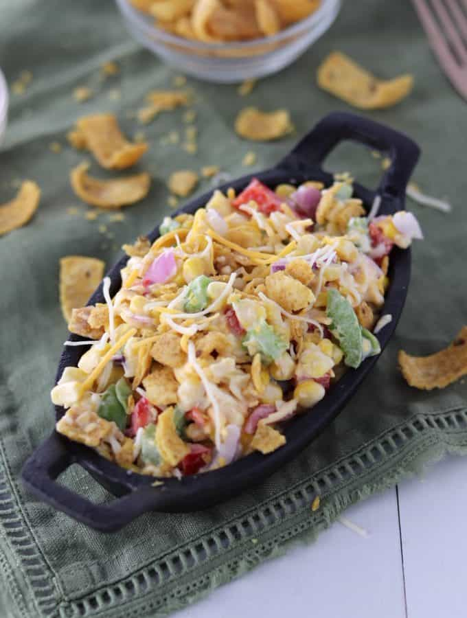 Light Potluck Corn Salad