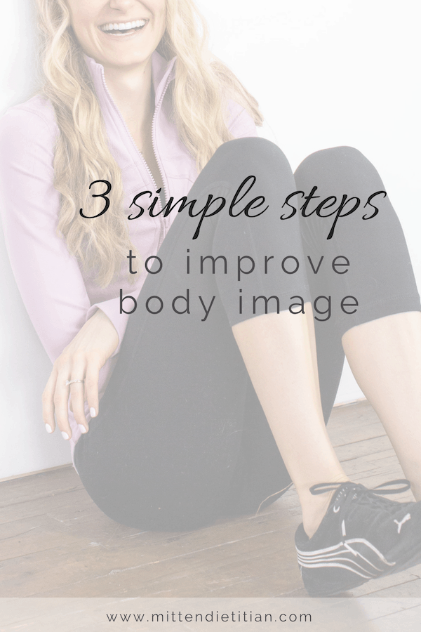 Improve Body Image