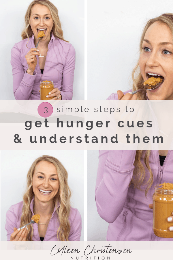how to get hunger cues