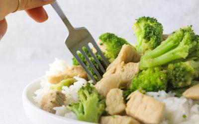 Easiest Broccoli Chicken Stir Fry
