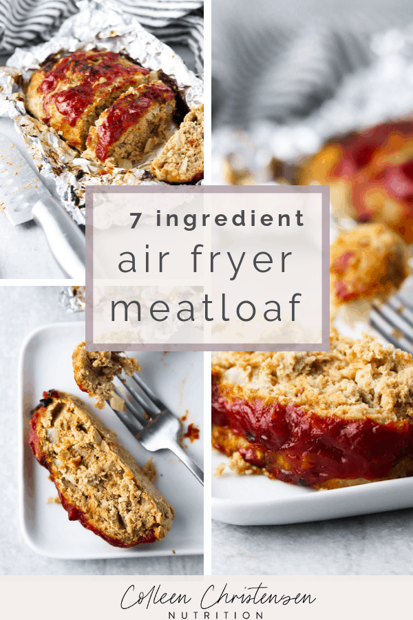 easy air fryer meatloaf