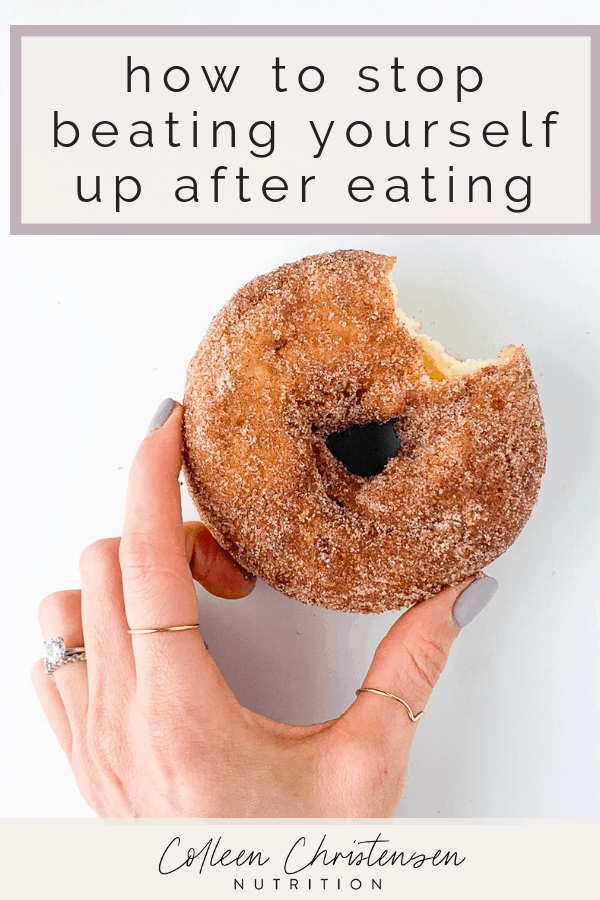 stop feeling guilty after eating