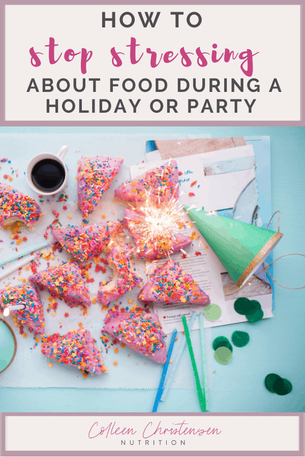 tips for holiday eating