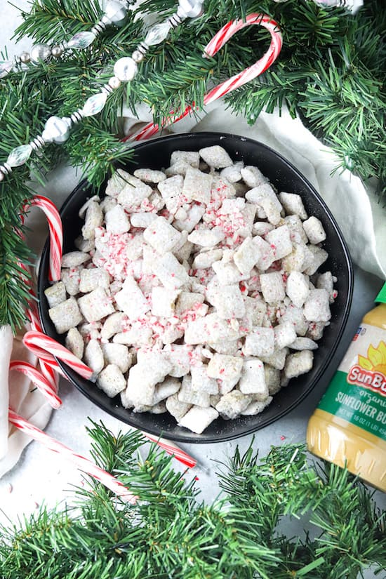 Christmas Puppy Chow