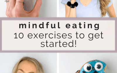 Top 10 Mindful Eating Exercises