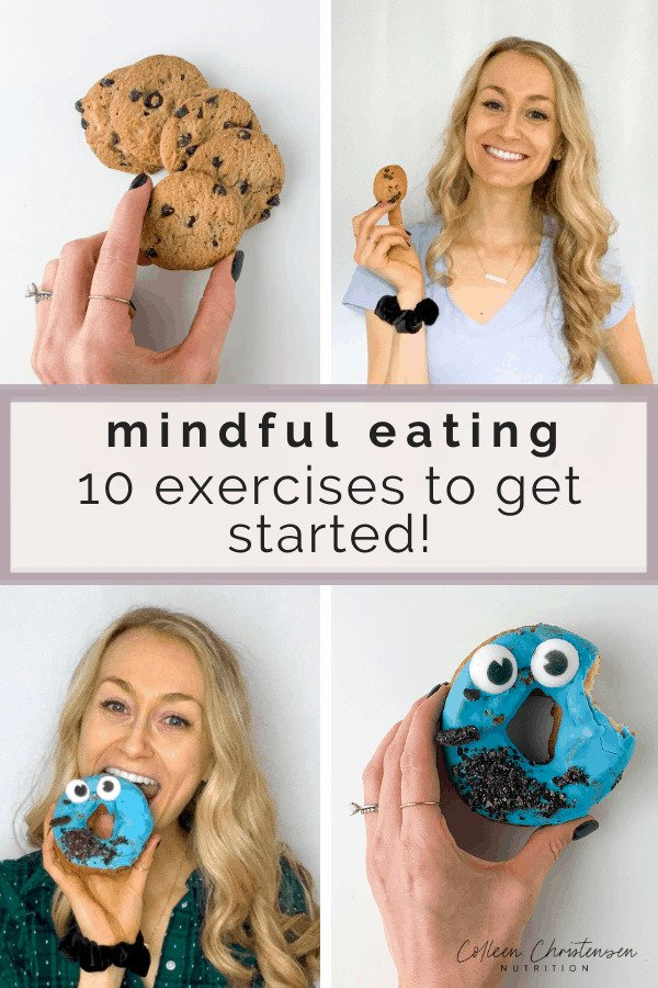 mindful eating exercises