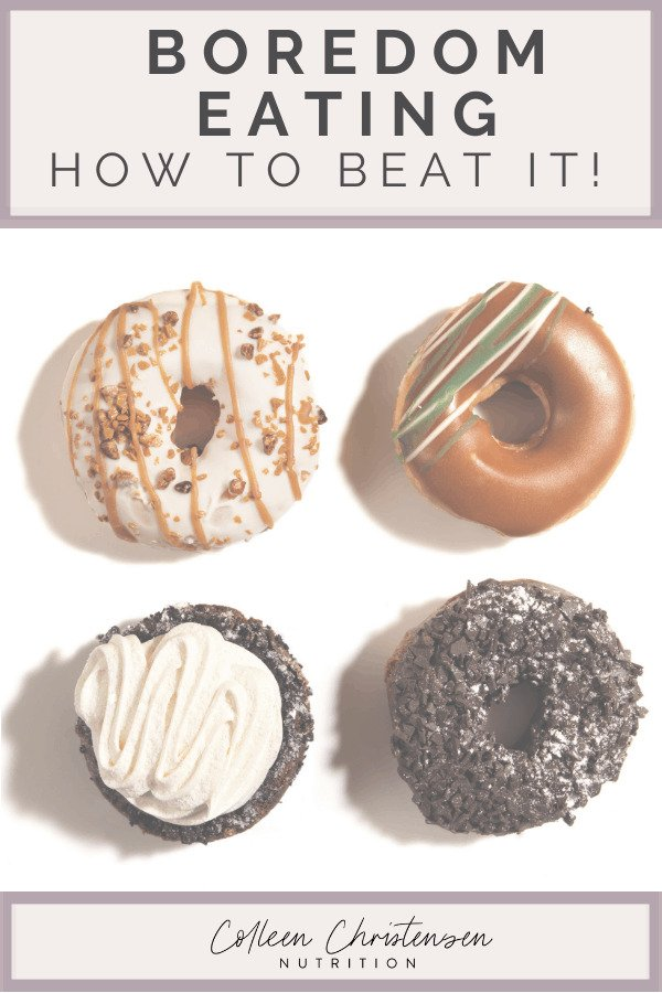 Boredom Eating How To Beat It
