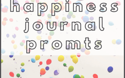 10 best happiness journal prompt ideas