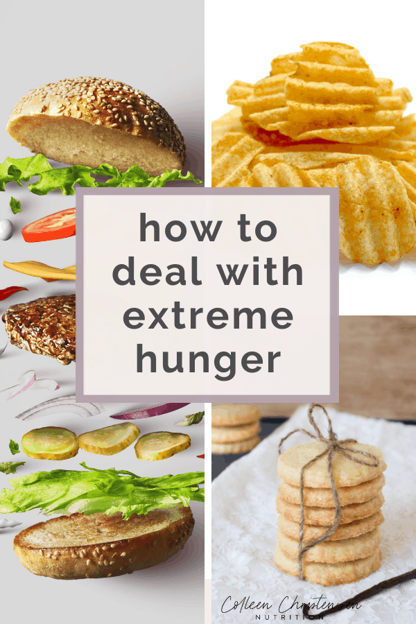 Extreme hunger