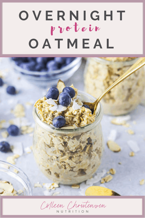 proats protein overnight oats
