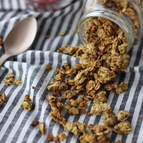 Chia & Flax Granola