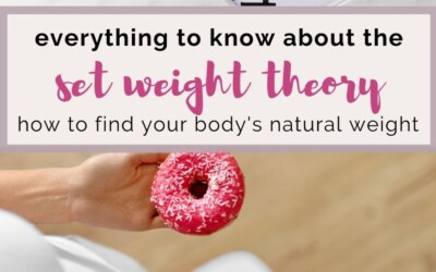 Everything to know about the set point weight theory