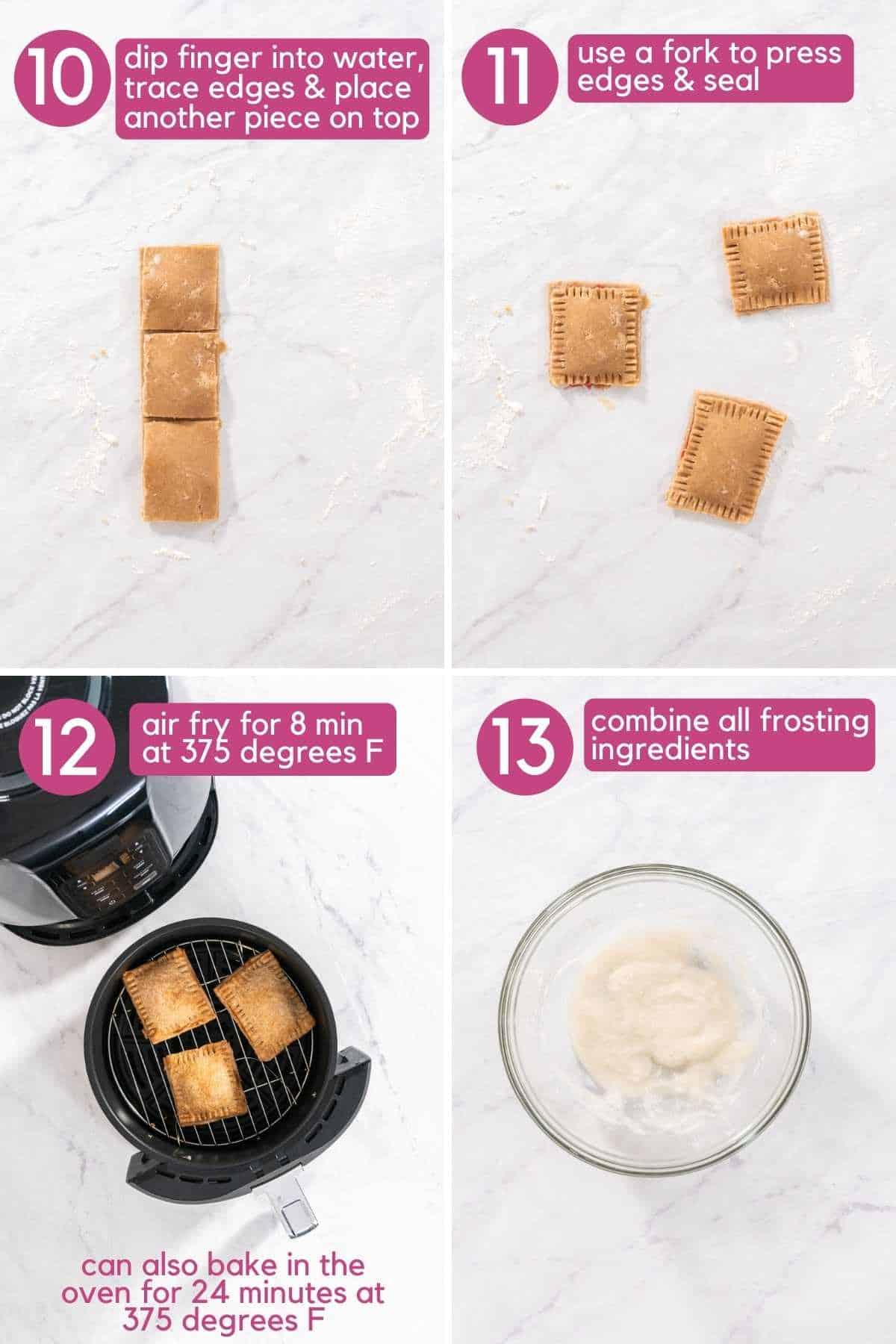 How to prepare Vegan Pop Tart.