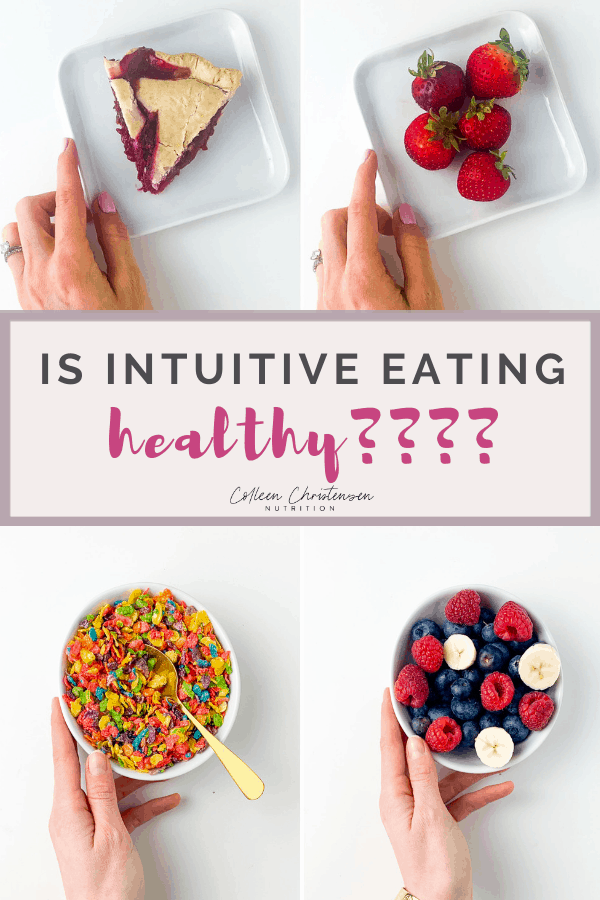 intuitive eating healthy