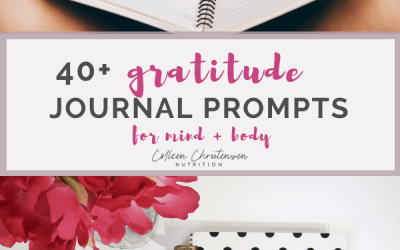40+ Gratitude Journal Prompts For Mind & Body
