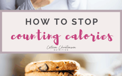 How To Stop Counting Calories For Good