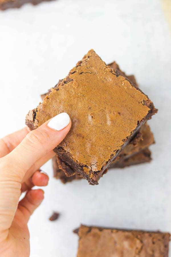 bakery brownies
