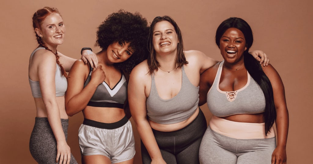 how to overcome negative body image