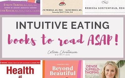 intuitive eating books to read