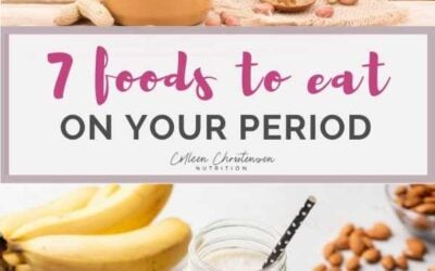 7 foods to eat on your period