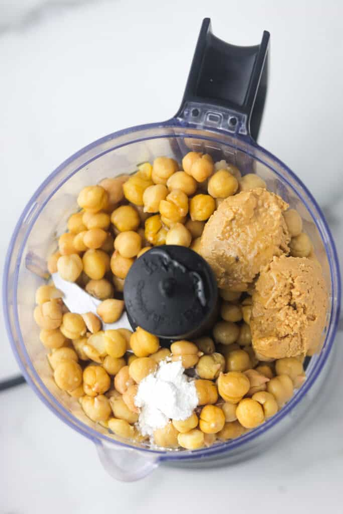 chocolate chip cookie dough hummus