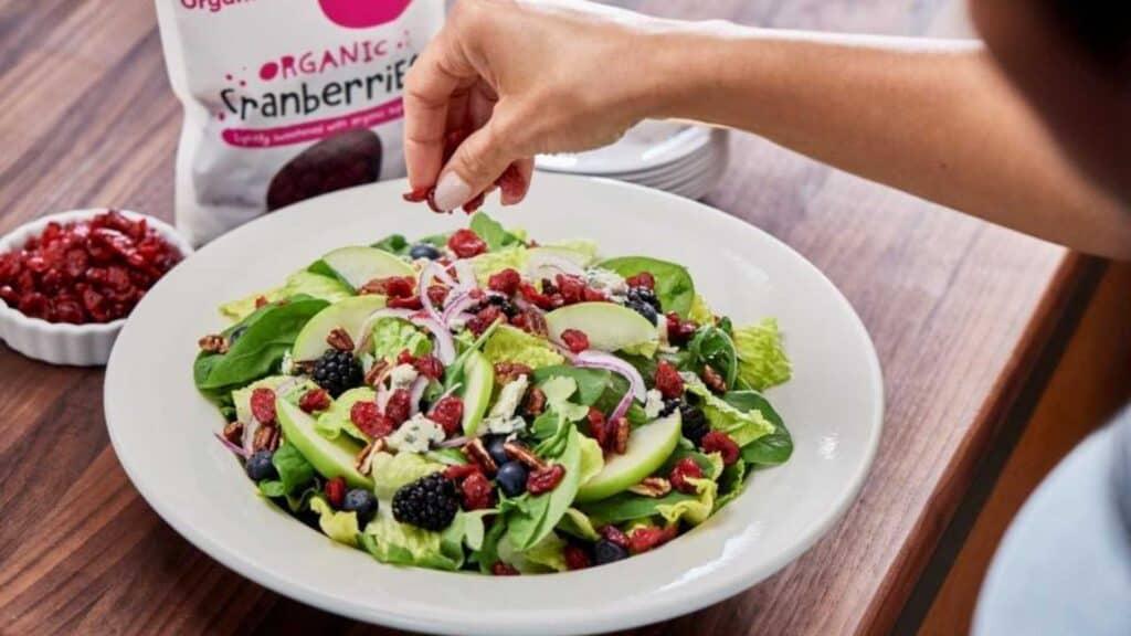 Inspired Organics Organic VS non organic food