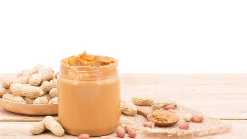 peanut butter without palm oil or peanut butter with palm oil