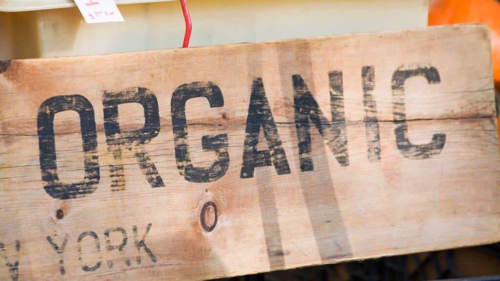 organic produce box