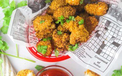 Extra Crispy Spicy Chicken Nuggets