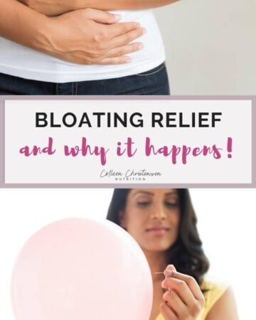 How to get bloating relief and why it happens