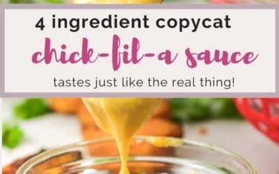 chick fil a sauce copycat recipe.