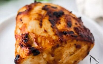 air fryer barbecue chicken