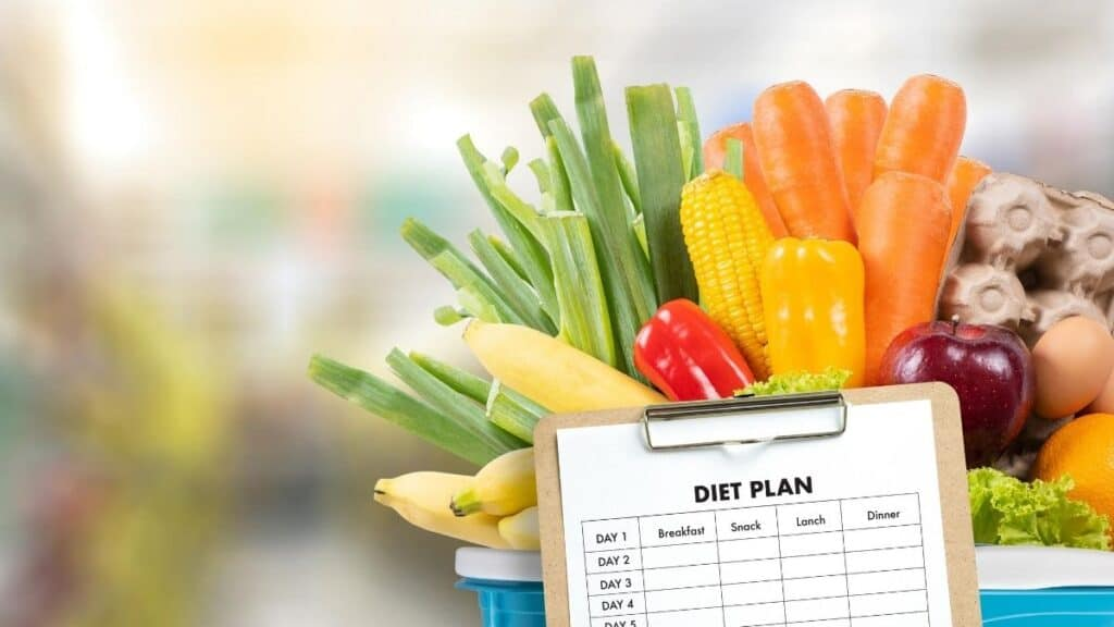 diet plan for flexible dieting