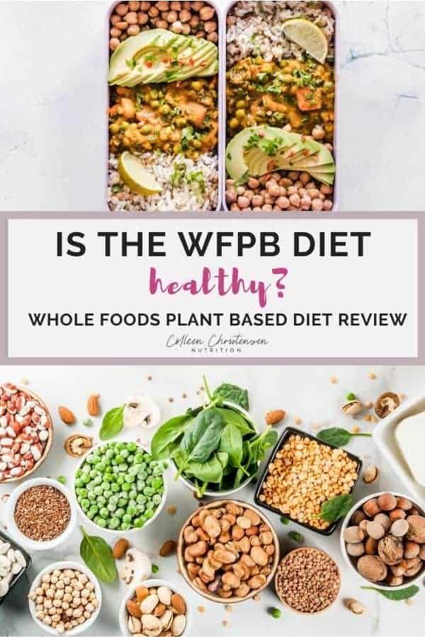 is the WFPB diet healthy?