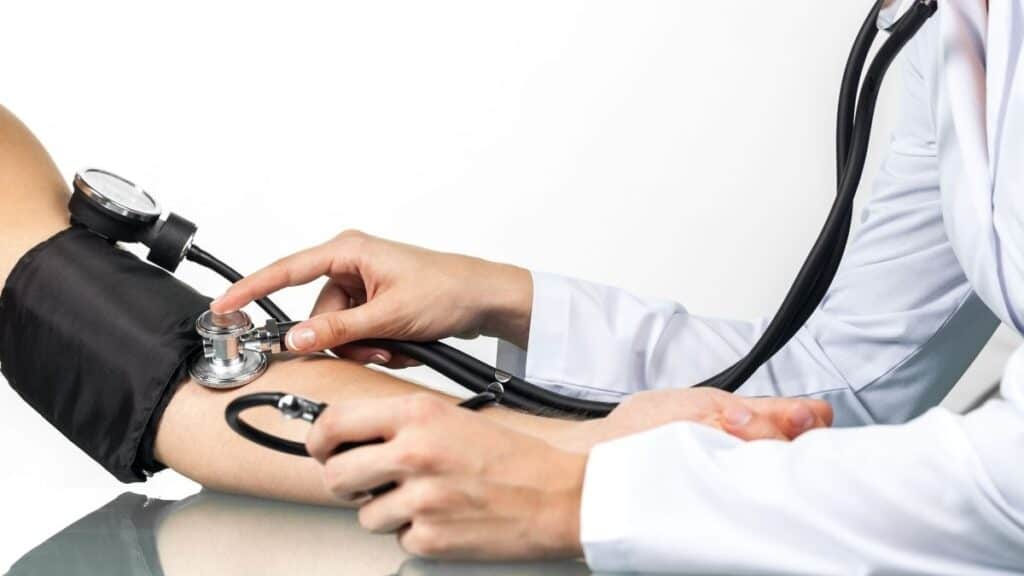 taking blood pressure when dry fasting benefits