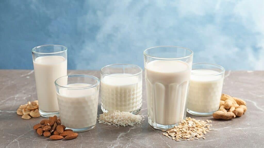 variety of milk