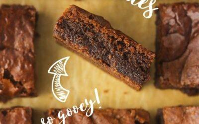 easy air fryer brownies
