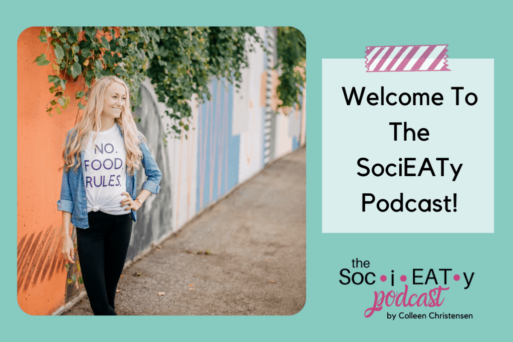The SociEATy Podcast Is Here!