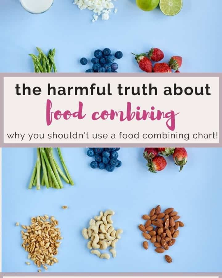 the harmful truth about food combining.