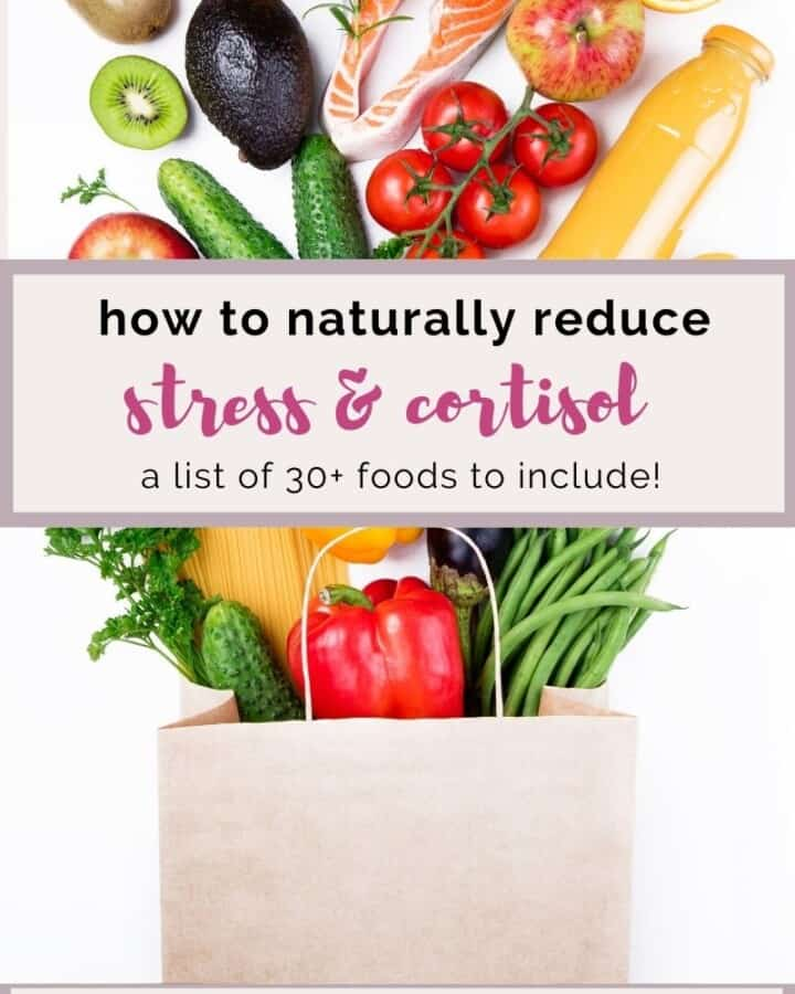 how to naturally reduce stress + Cortisol