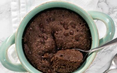 viral tiktok baked oatmeal recipe.