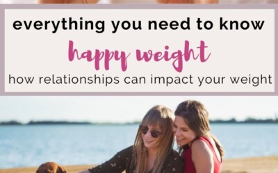 everything you need to know about happy weight.