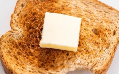 air fryer toast.